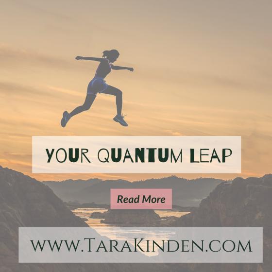 Your Quantum Leap
