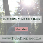 Embracing Your Creativity